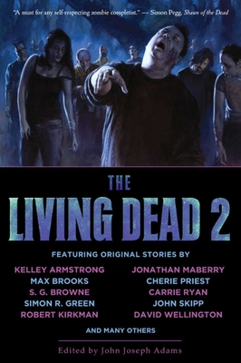 The Living Dead 2 - Adams, John Joseph (Editor)