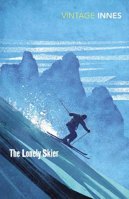 The Lonely Skier - Innes, Hammond