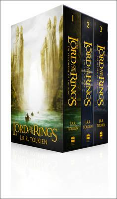 The Lord of the Rings: Boxed Set - Tolkien, J. R. R.