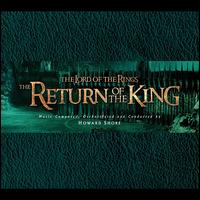 The Lord of the Rings: The Motion Picture Trilogy [3-CD Set] - Howard Shore
