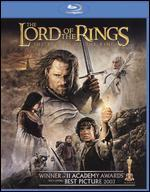 The Lord of the Rings: The Return of the King [With Battle of the Five Armies Movie Cash] [Blu-ray]
