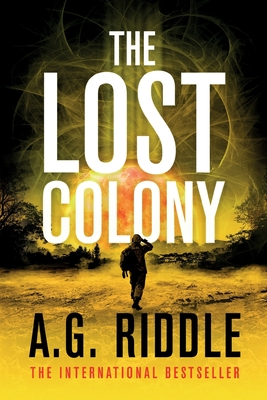 The Lost Colony - Riddle, A G