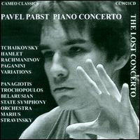 The Lost Concerto of Pavel Pabst - Panagiotis Trochopoulous (piano); Belarusian State Chamber Orchestra; Marius Stravinsky (conductor)