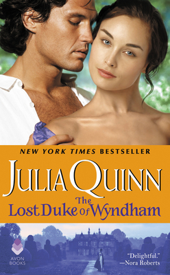 The Lost Duke of Wyndham - Quinn, Julia