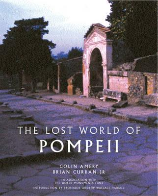 The Lost World of Pompeii - Amery, Colin, and Curran, Brian, and Wallace-Hadrill, Andrew (Introduction by)