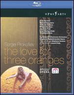 The Love for Three Oranges (De Nederlandse Opera)