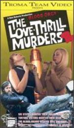 The Love Thrill Murders