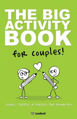 The Lovebook Activity Book for Boy/Boy Couples - Lovebook, and Durst, Robyn (Illustrator)