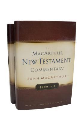 The MacArthur New Testament Commentary: Gospel of John - MacArthur, John