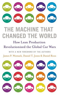 The Machine That Changed the World - Womack, James P., and Jones, Daniel T., and Roos, Daniel