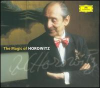 The Magic of Horowitz [CDs+DVD] - Vladimir Horowitz (piano); La Scala Theater Orchestra; Carlo Maria Giulini (conductor)