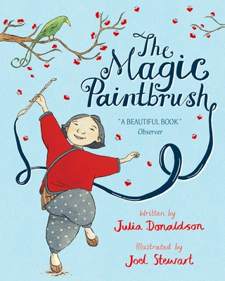 The Magic Paintbrush - Donaldson, Julia