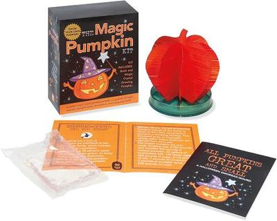 The Magic Pumpkin Kit - Schwalb, Suzanne