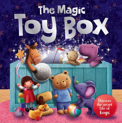 The Magic Toy Box -