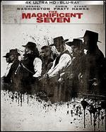 The Magnificent Seven [SteelBook] [4K Ultra HD Blu-ray/Blu-ray] [Only @ Best Buy]