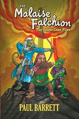 The Malaise Falchion - Barrett, Paul