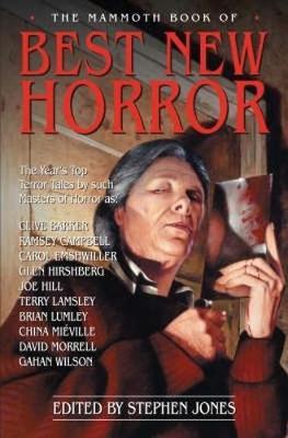 The Mammoth Book of Best New Horror: Vol. 17 - Jones, Stephen (Editor)