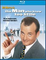 The Man Who Knew Too Little [Blu-ray]