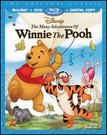 The Many Adventures of Winnie the Pooh [Blu-ray/DVD] [Includes Digital Copy] - John Lounsbery; Wolfgang Reitherman