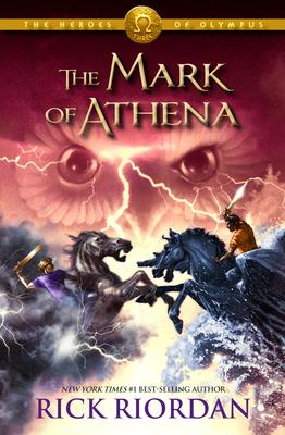 The Mark of Athena - Riordan, Rick
