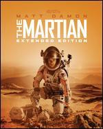 The Martian [Includes Digital Copy] [Extended Edition] [Blu-ray] [SteelBook]