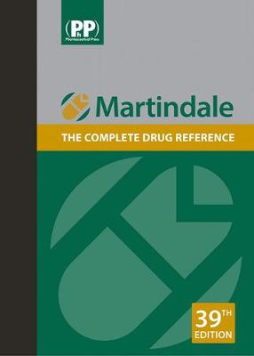 The Martindale: The Complete Drug Reference - The Stationery Office (Editor)