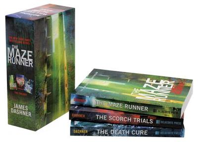 The Maze Runner Trilogy (Maze Runner) - Dashner, James