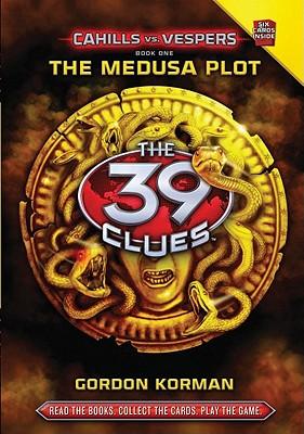 The Medusa Plot: Book 1 - Korman, Gordon