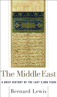 The Middle East - Lewis, Bernard W