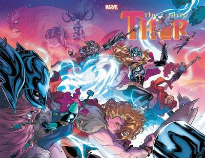 The Mighty Thor Vol. 5: The Death Of The Mighty Thor - Aaron, Jason