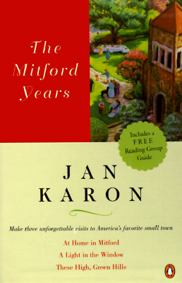 The Mitford Years Boxed Set Volumes 1-3 - Karon, Jan