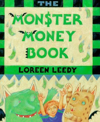 The Monster Money Book - Leedy, Loreen