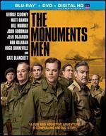 The Monuments Men [2 Discs] [Includes Digital Copy] [UltraViolet] [Blu-ray/DVD]