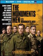 The Monuments Men [Blu-ray/DVD]