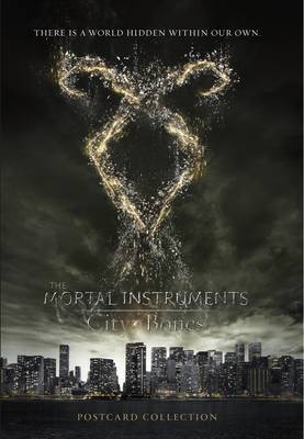 The Mortal Instruments 1: City of Bones Movie Postcard Collection -