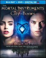 The Mortal Instruments: City of Bones [2 Discs] [Includes Digital Copy] [Blu-ray/DVD] - Harald Zwart