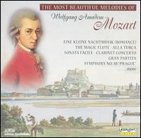 The Most Beautiful Melodies of Wolfgang Amadeus Mozart - Béla Kovács (clarinet); Bernd Heiser (horn); Daniel Gerard (piano); Eckart Haupt (flute); Gerhard Pluskwik (cello);...