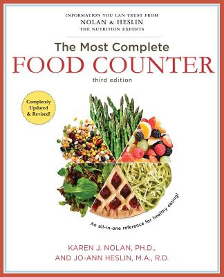 The Most Complete Food Counter - Heslin, Jo-Ann, and Nolan, Karen J, PH D