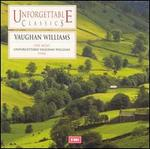 The Most Unforgettable Vaughan Williams - Alison Hargan (soprano); David Nolan (violin); Ian Tracey (organ); Jonathan Small (oboe);...