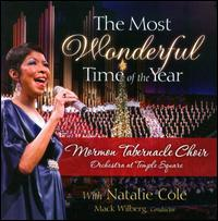 The Most Wonderful Time of the Year - Natalie Cole/Mormon Tabernacle Choir