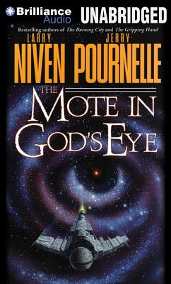 The Mote in God's Eye - Niven, Larry, and Pournelle, Jerry, and Ganser, L J (Read by)