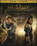 The Mummy: Tomb of the Dragon Emperor [Includes Digital Copy] [UltraViolet] [Blu-ray]