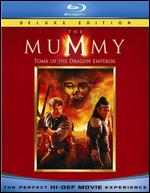 The Mummy: Tomb of the Dragon Emperor [With Movie Cash] [Blu-ray] - Rob Cohen