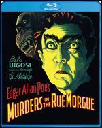 The Murders in the Rue Morgue [Blu-ray]