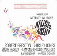 The Music Man [Original Soundtrack] - Original Motion Picture Soundtrack