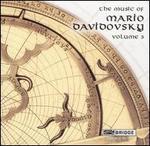 The Music of Mario Davidovsky, Vol. 3