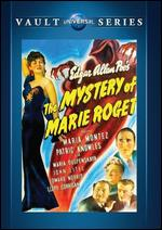 The Mystery of Marie Roget - Phil Rosen