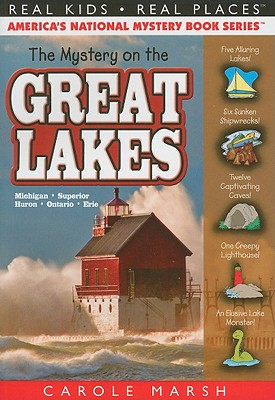 The Mystery on the Great Lakes - Marsh, Carole