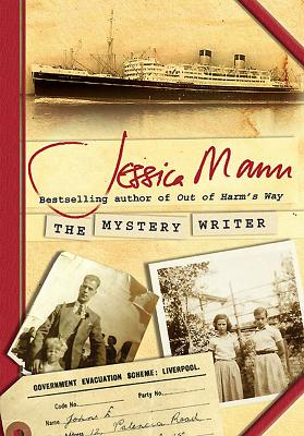 The Mystery Writer - Mann, Jessica