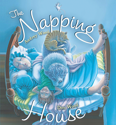 The Napping House Board Book - Wood, Audrey, and Wood, Don (Illustrator)